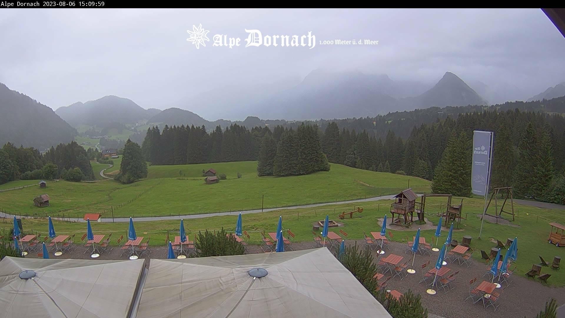 Webcam Alpe Dornach