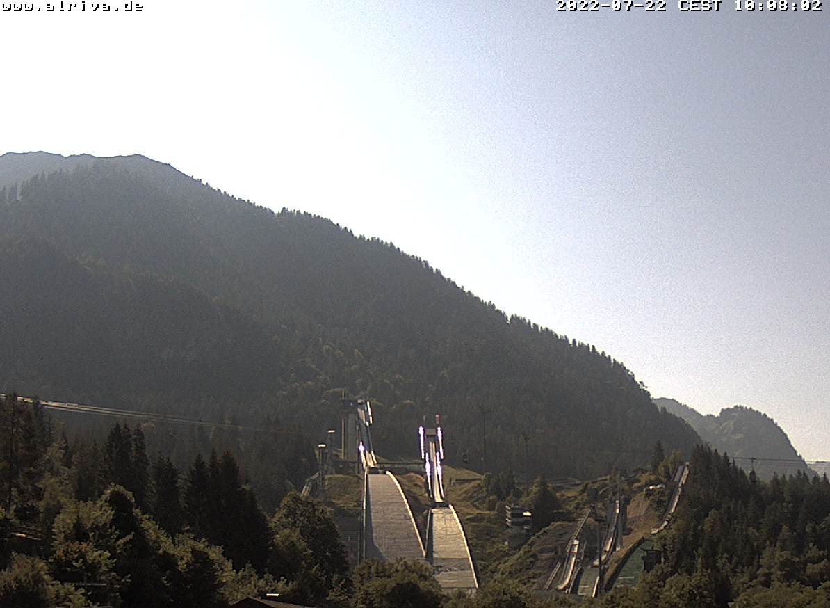 Webcam Skisprungschanze