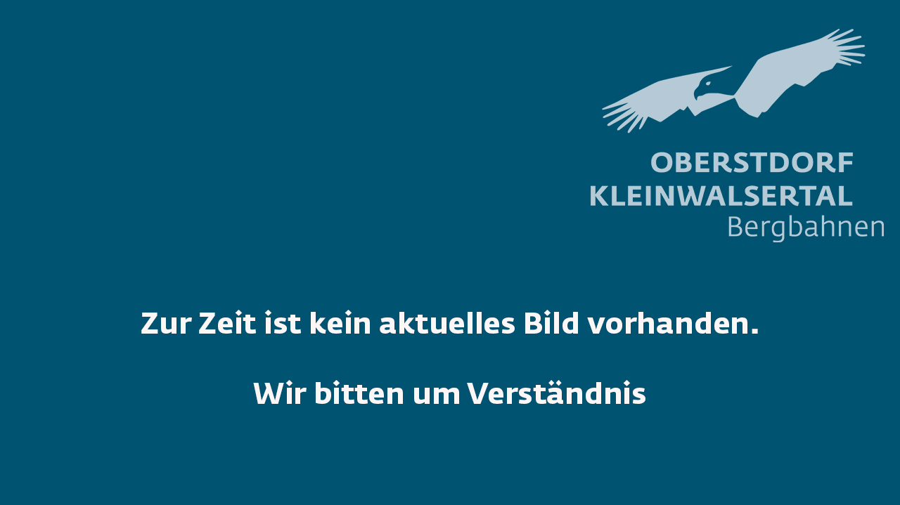 Webcams de Oberstdorf