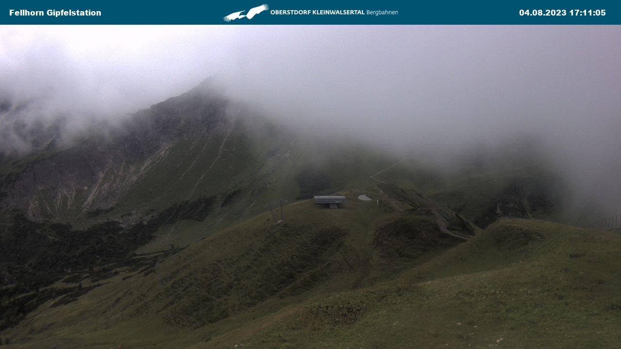 Fellhorn - Gipfelstation