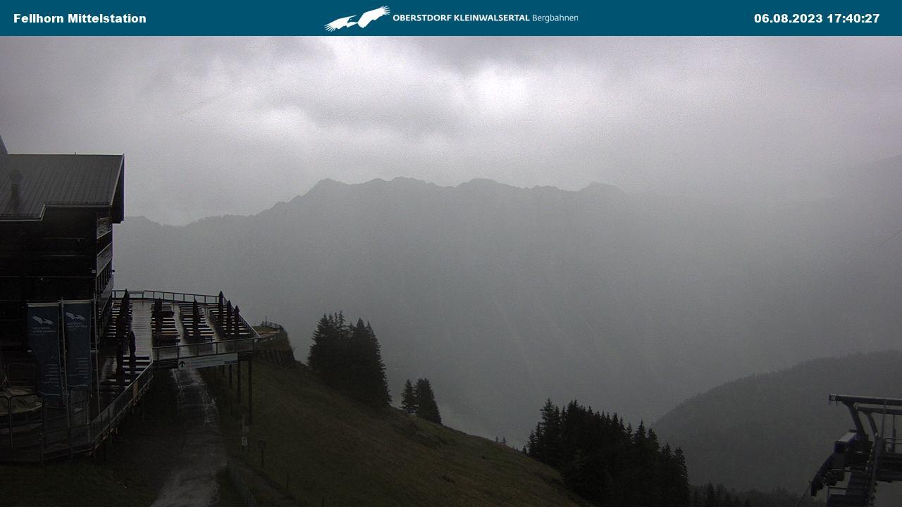 Webcam Fellhorn Mittelstation