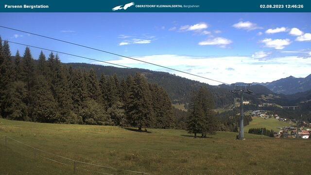 Webcam Heuberg