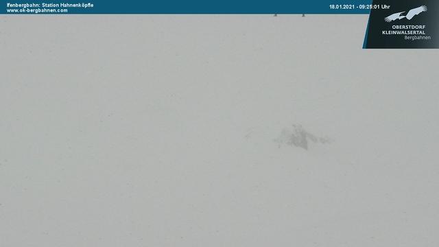 Webcam Ifen/Hahnenköpfle
