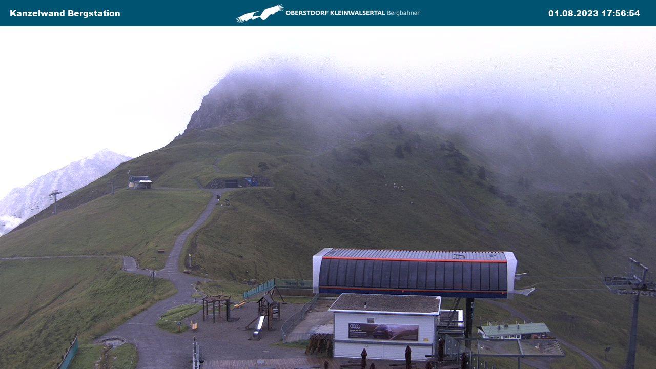 Webcam: Kanzelwand
