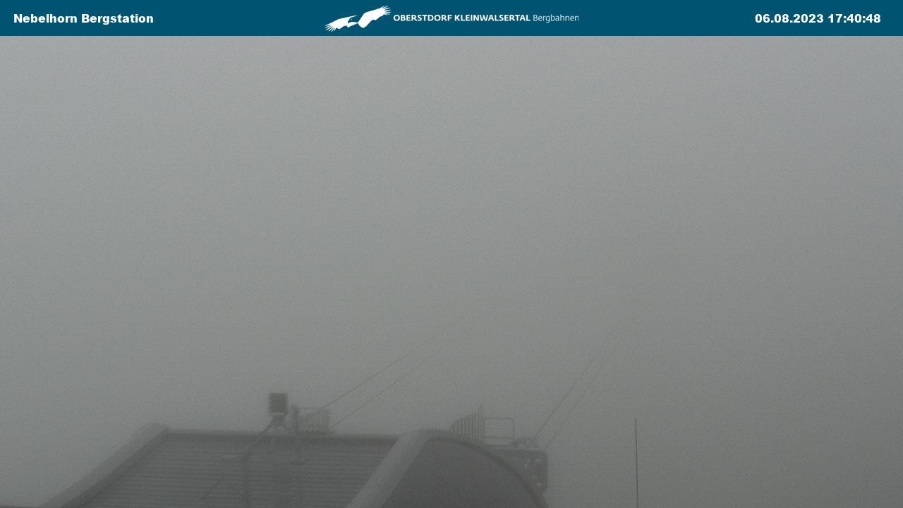 Webcam Nebelhorn, Station Höfatsblick