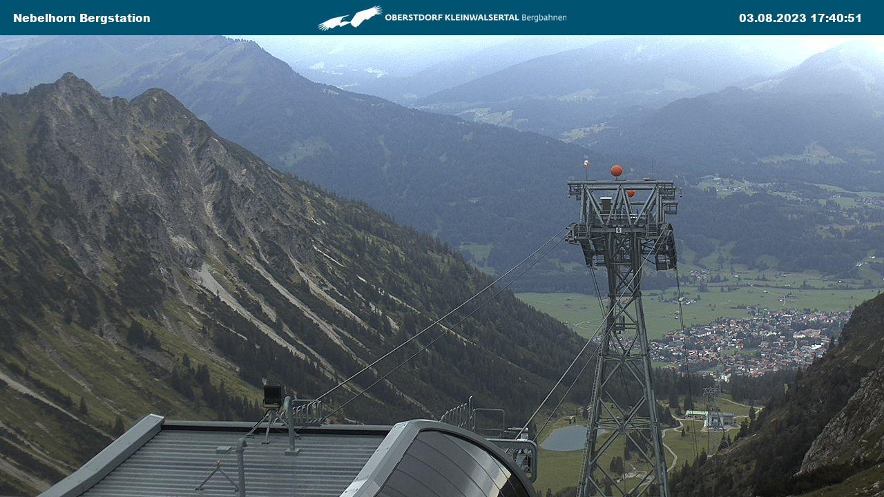 Nebelhorn Bergstation