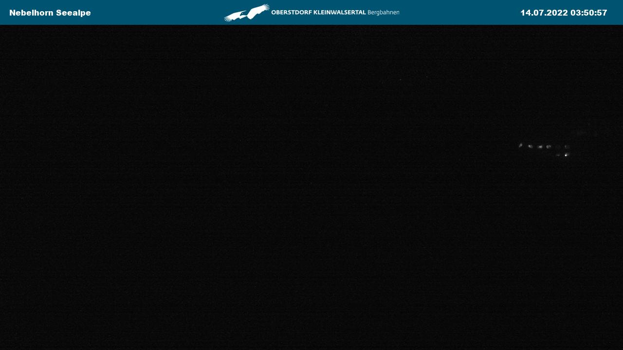 Oberstdorf Nebelhorn Seealpe
