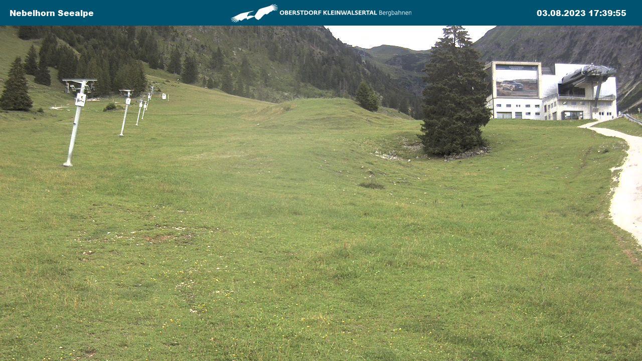 Nebelhorn - Seealpe
