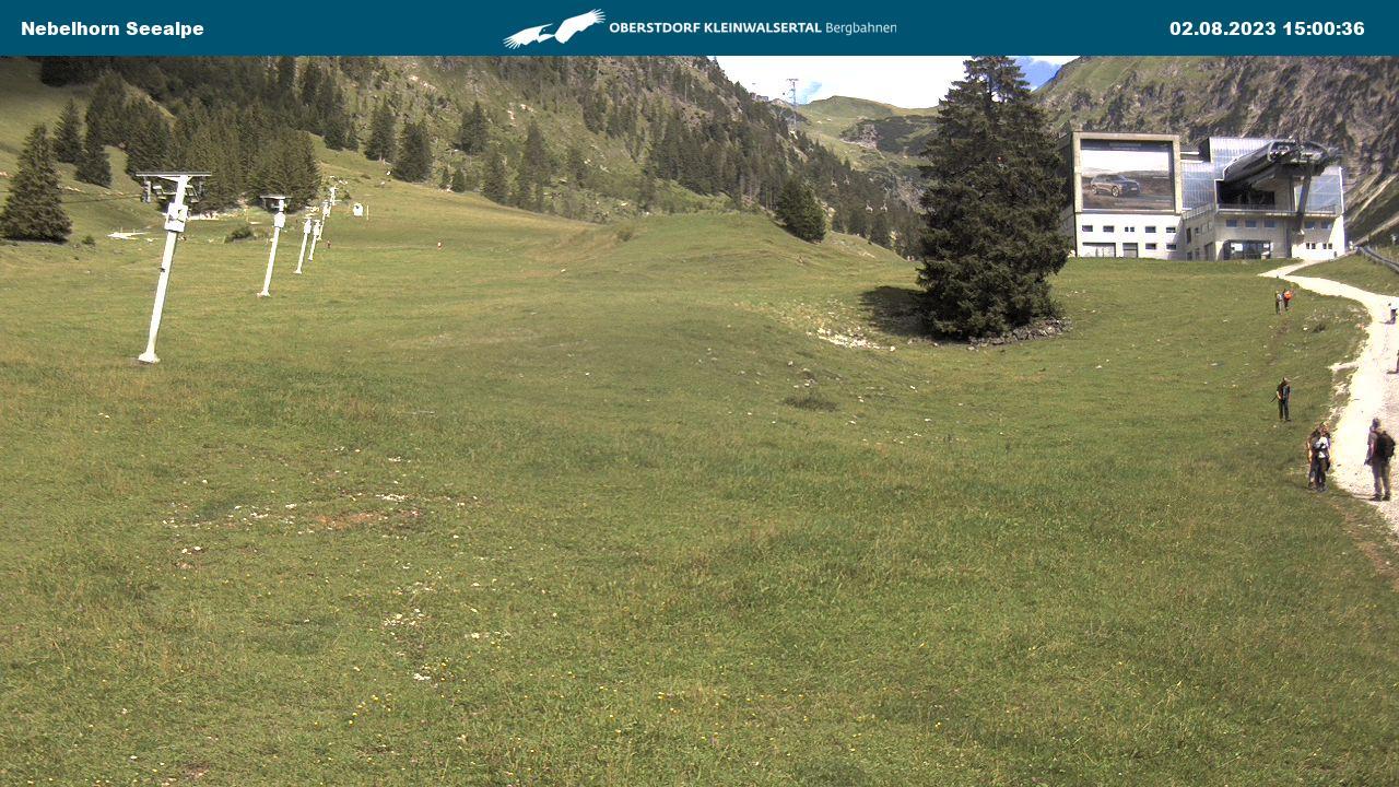 Nebelhorn: Seealpe