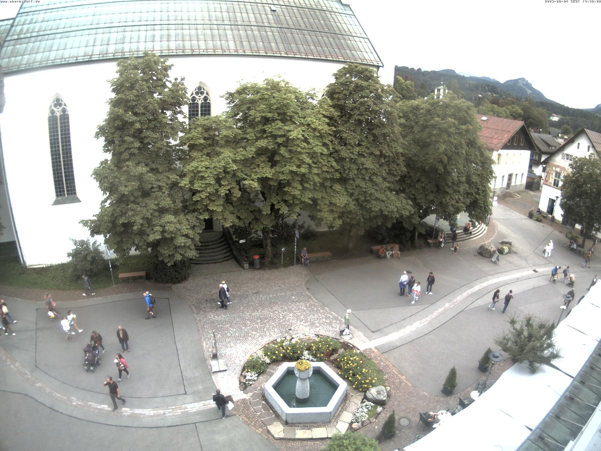 Marktplatz Oberstdorf