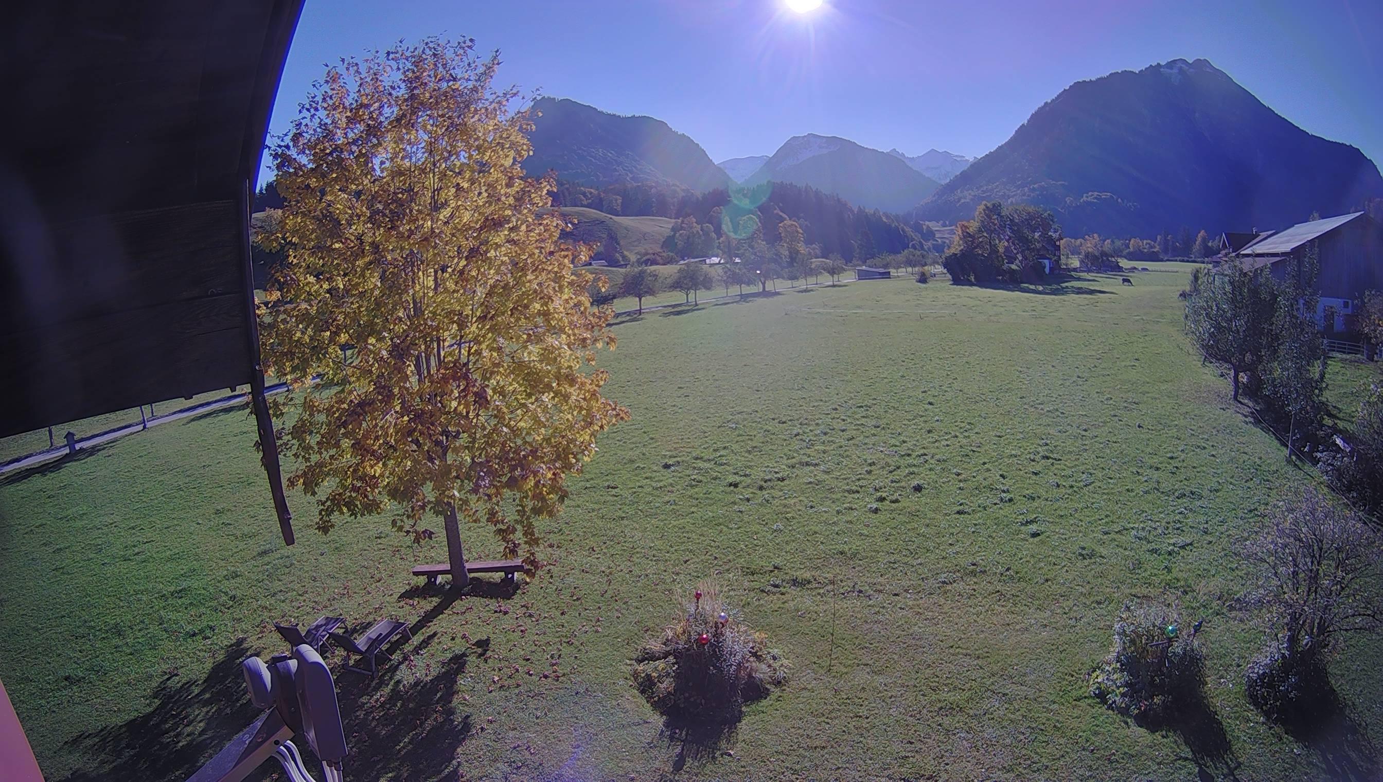 Webcam Landhaus Berktold