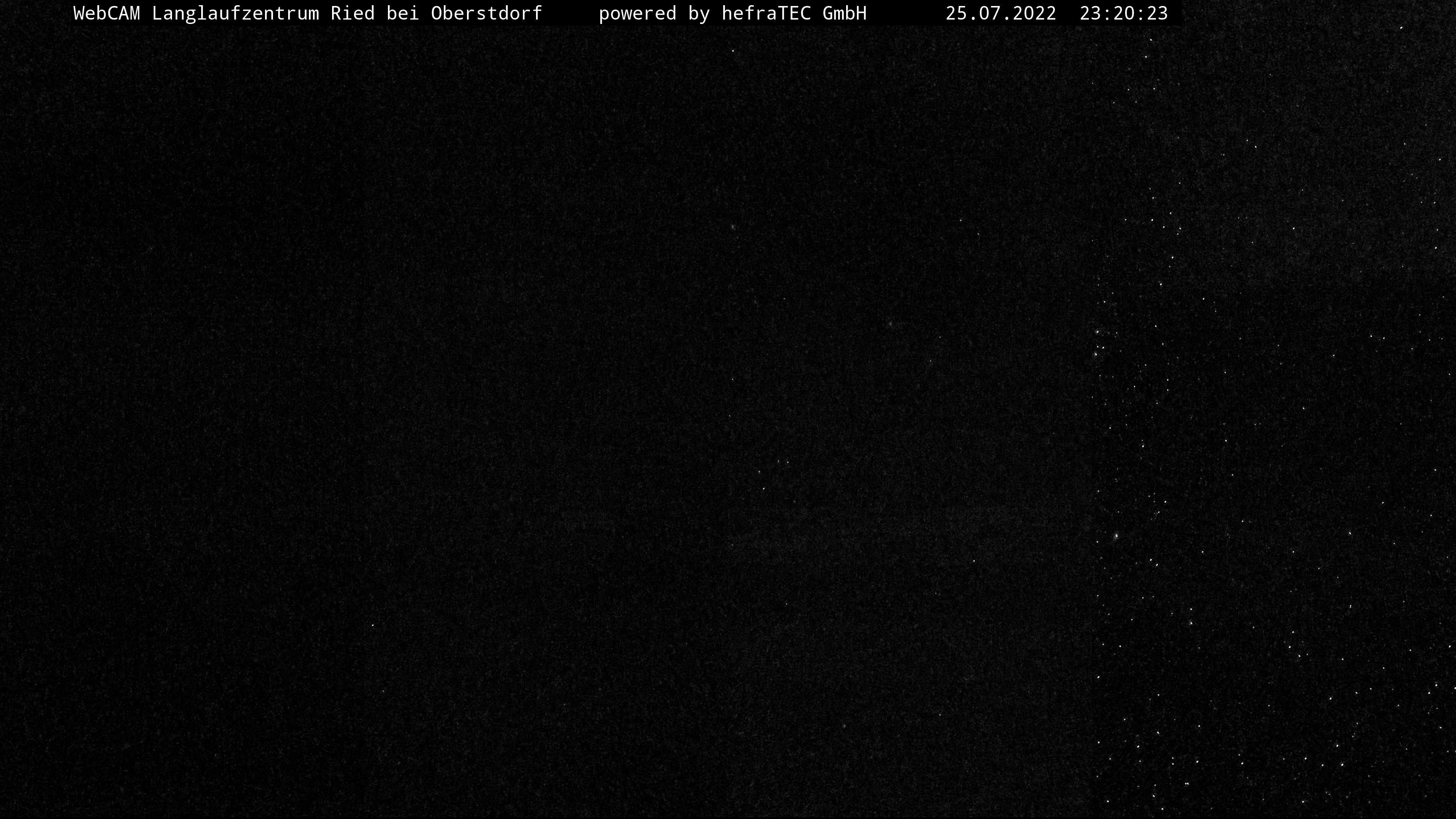 Webcam: Langlaufstadion Ried