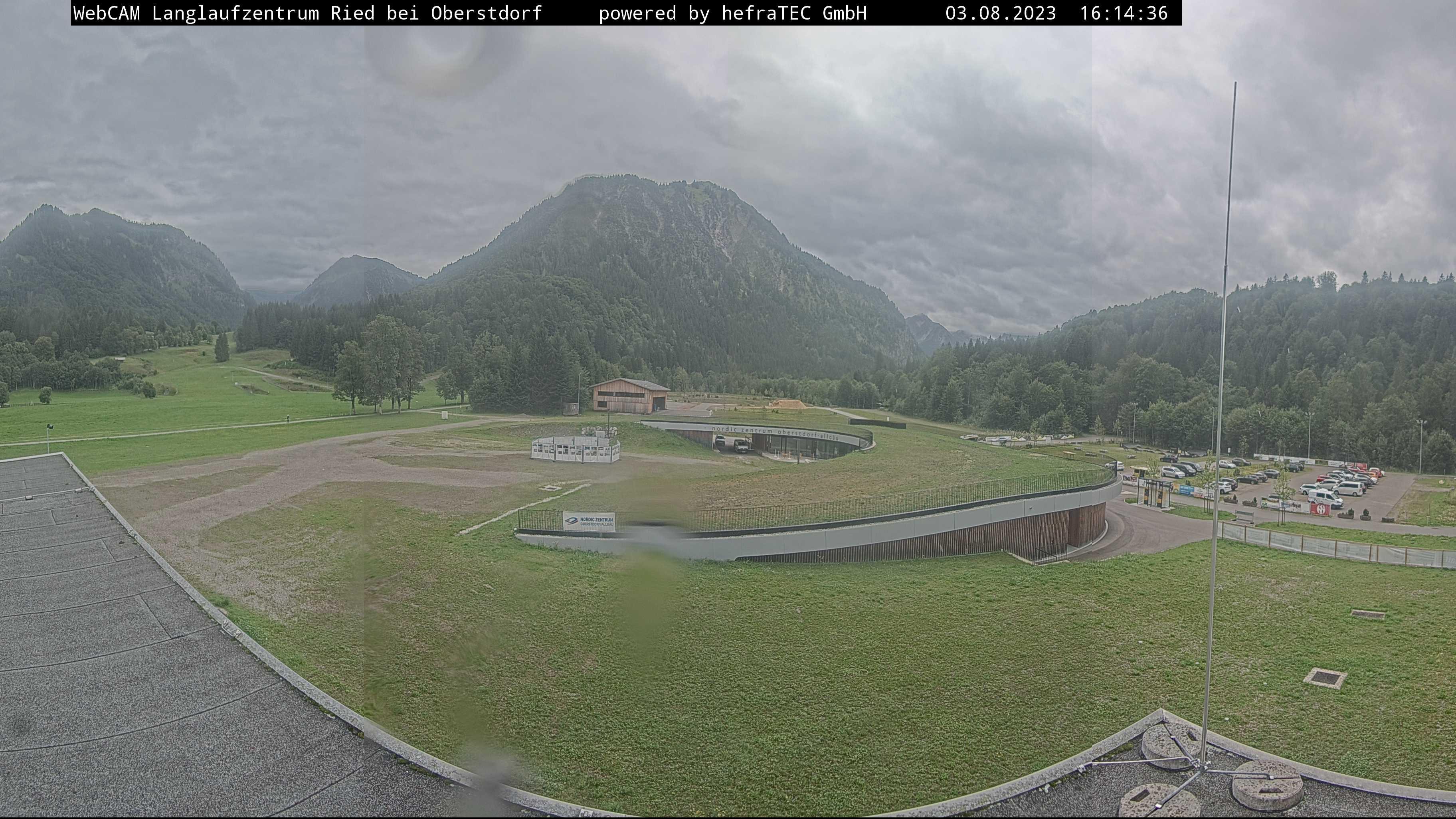 Webcam Langlaufstadion Ried