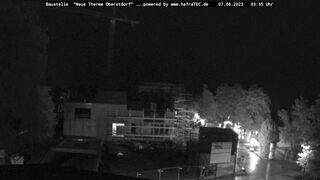 Webcam Allgäu - Oberstdorf - Blick Richtung Südwesten Im Vordergund das Söllereck mit Fellhorn, im Hintergrund Stillachtal