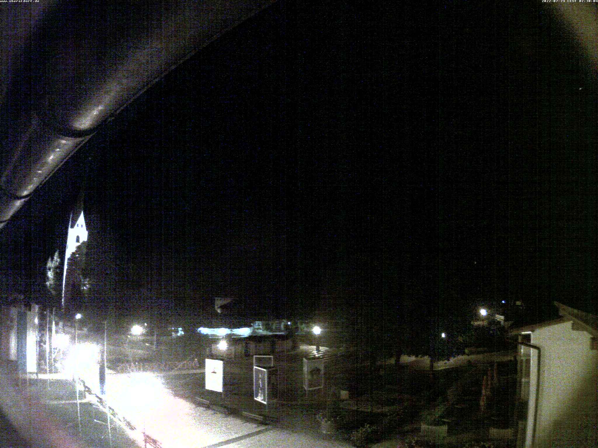 Webcam Kurpark Oberstdorf