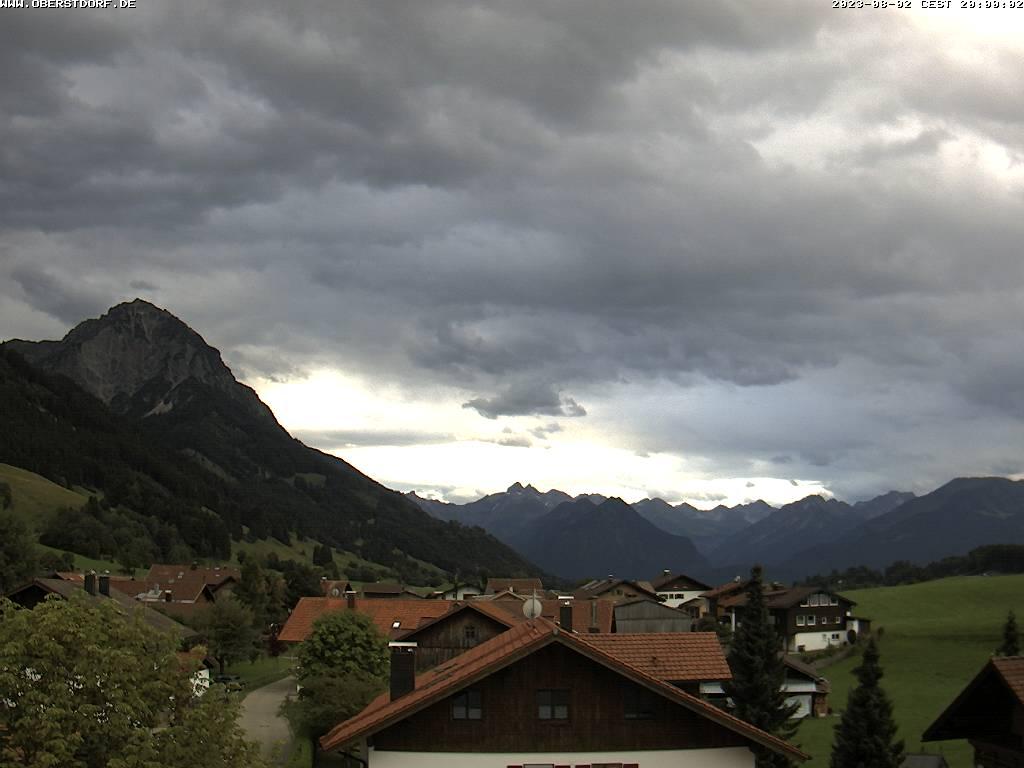Webcam Schöllang