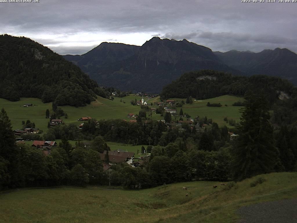 Webcam der Gemeinde Oberstdorf