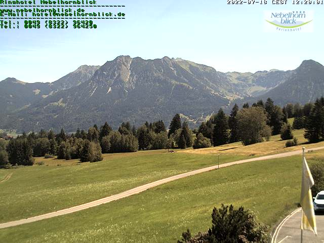 Nebelhornblick