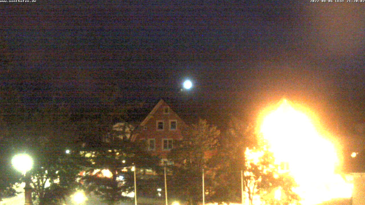 Webcam Sonthofen Rathausplatz
